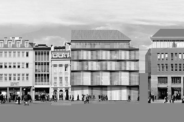 Machbarkeitsstudien archive aldinger architekten for Boutique hotel freiburg