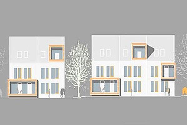 st dtebauliche planung friedrich list stra e deizisau aldinger architekten. Black Bedroom Furniture Sets. Home Design Ideas