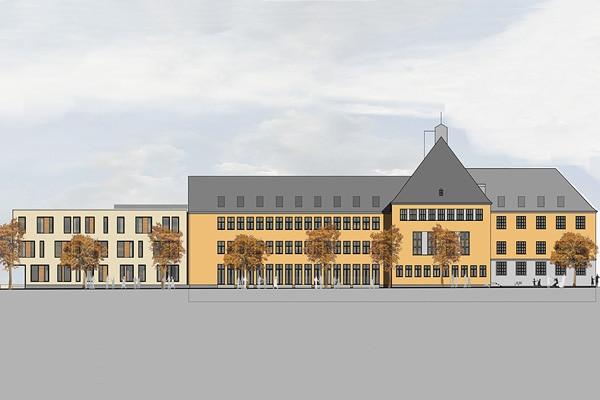 Altes Rathaus, Jülich