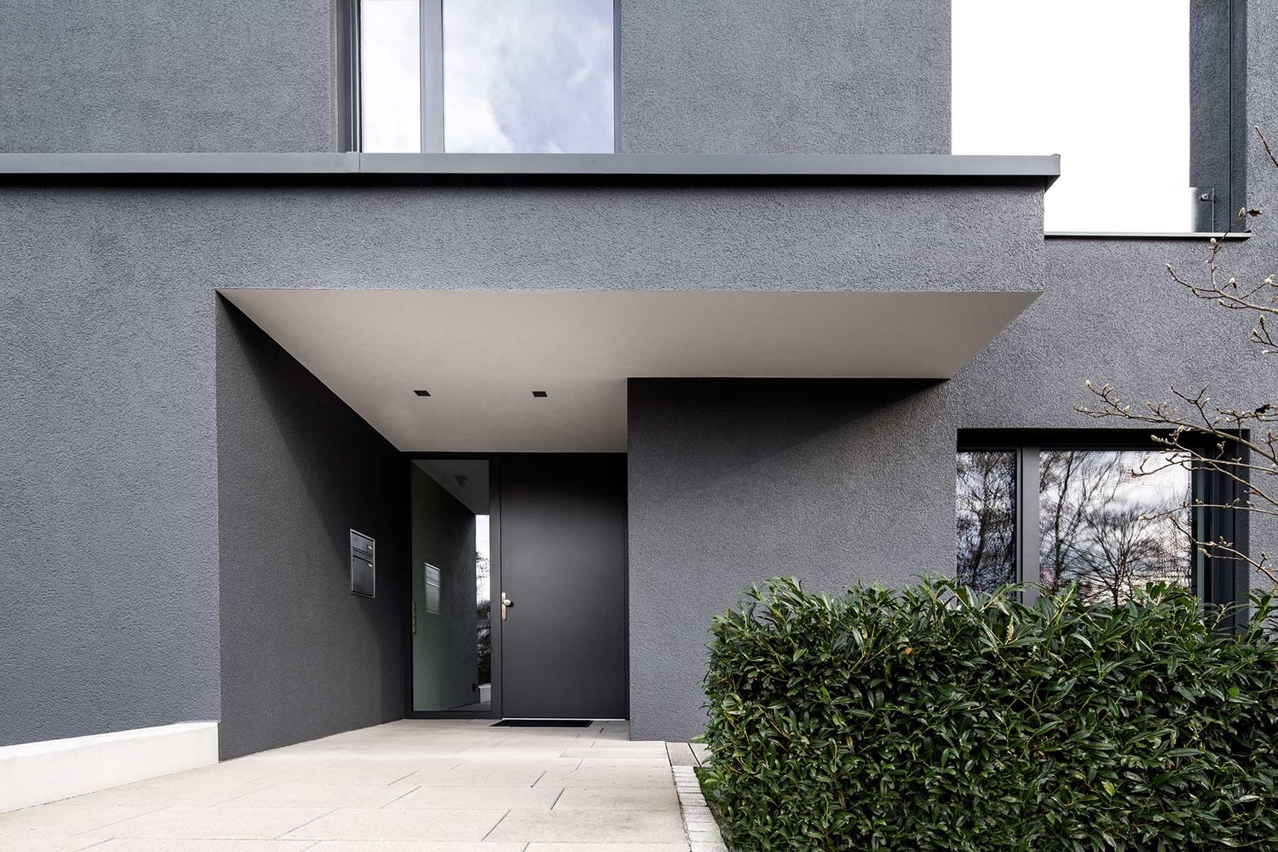 Eingang Wohnhaus H, Dettingen