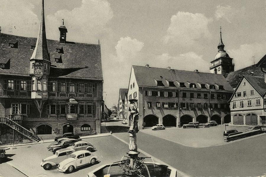 Eröffnung Marktplatz-Arkaden