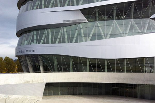 Merceded Benz Museum, Stuttgart