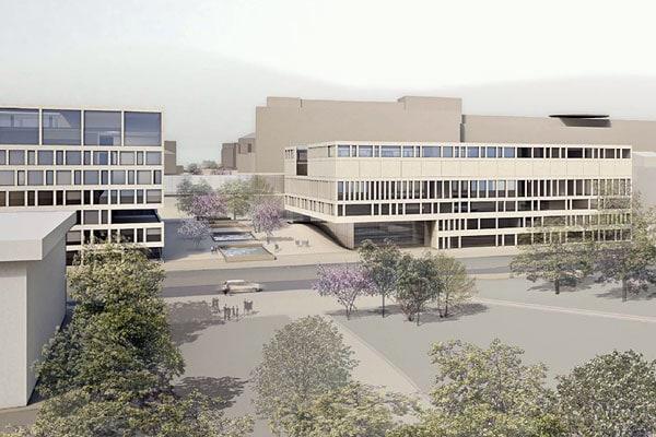 Klinikum, Stuttgart