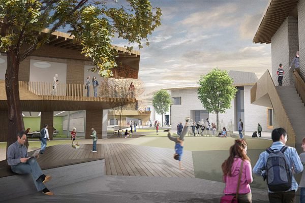Waldorfschule, Luxembourg