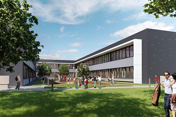 Elementary School, Böblingen