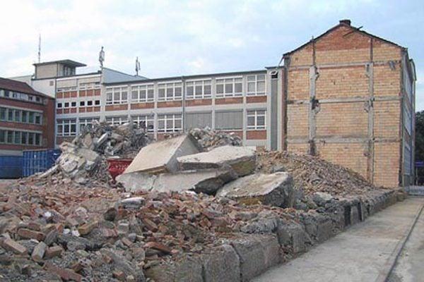 Baubeginn Kita, Bad Canstatt
