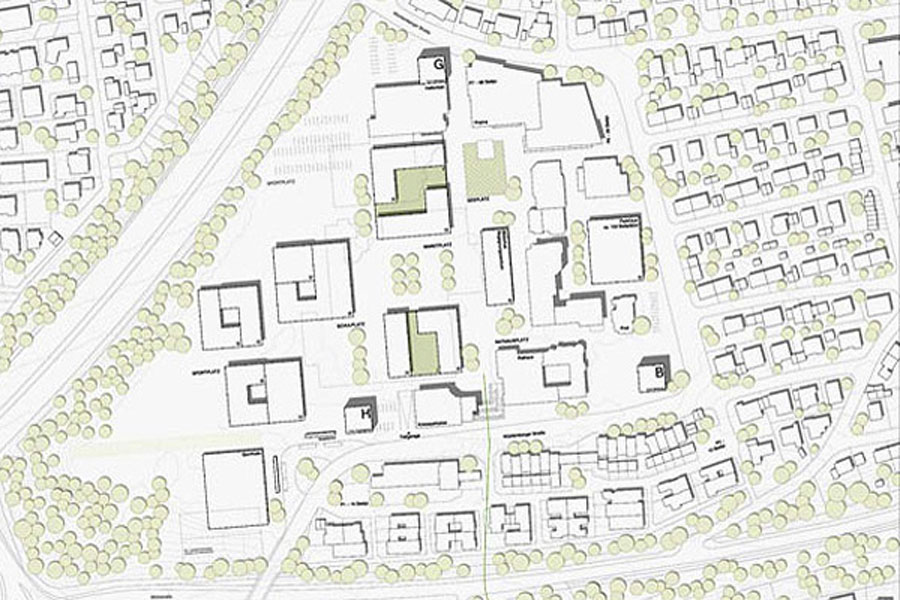 Masterplan Freiberg