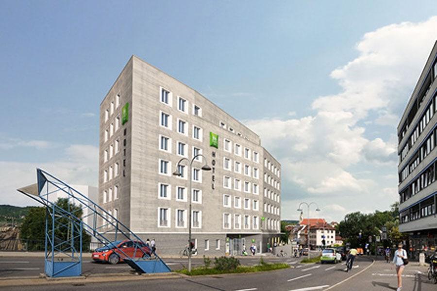 Ibis styles hotel t bingen aldinger architekten - Architekten tubingen ...