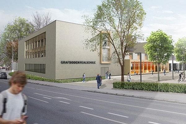 Graf-Soden, Realschule