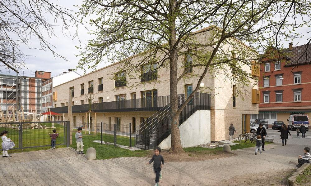 Kindertagesstätte, Bad Cannstatt