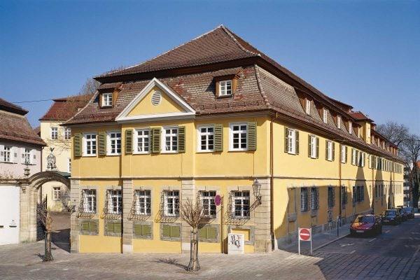 Aussenansicht Hochschule, Nürtingen