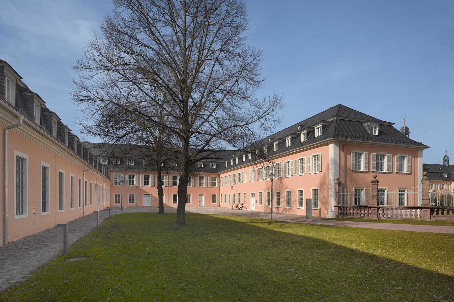 Justizakademie, Akademiehof