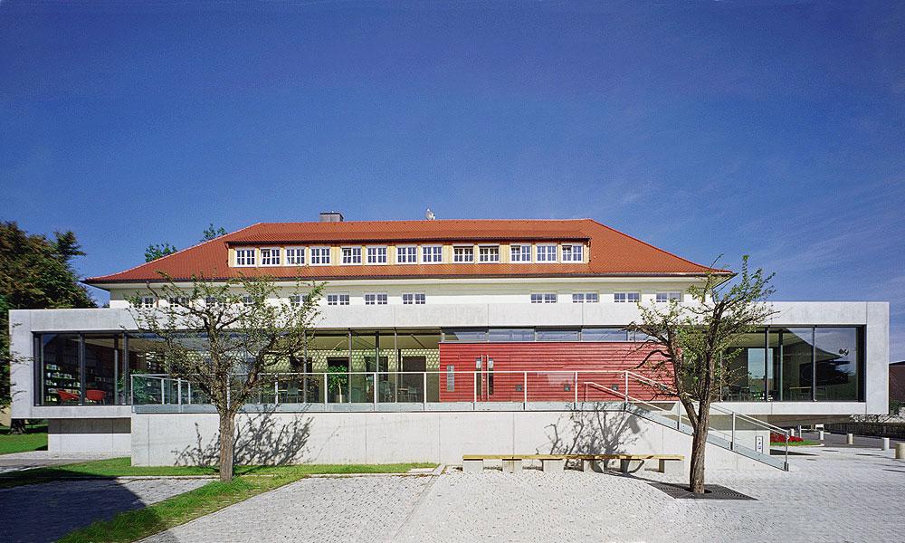 Buergerhaus, Schoenaich