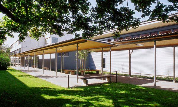 Max-Eyth Berufsschule, Kirchheim