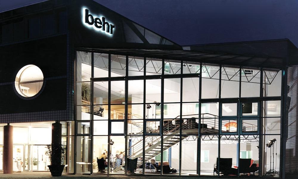 Hauptverwaltung einrichtungshaus behr aldinger architekten for Behr wendlingen