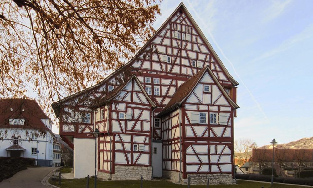 Papiermuseum, Oberlenningen