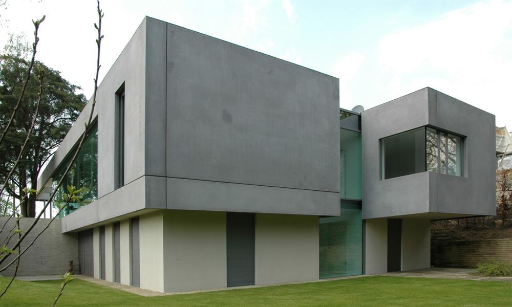 Wohnhaus F, Kirchheim