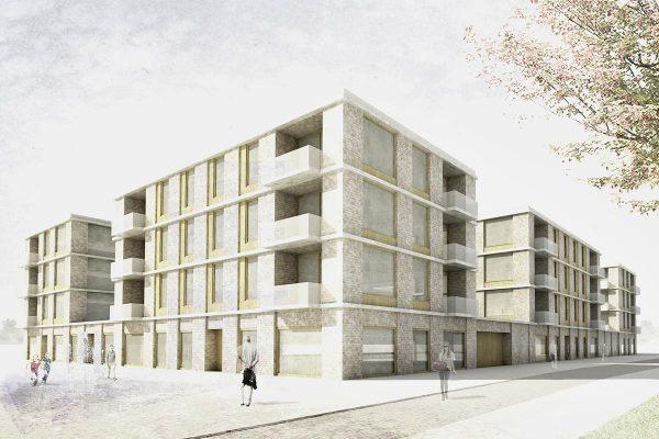 Urbanes Wohnen, Landsberg