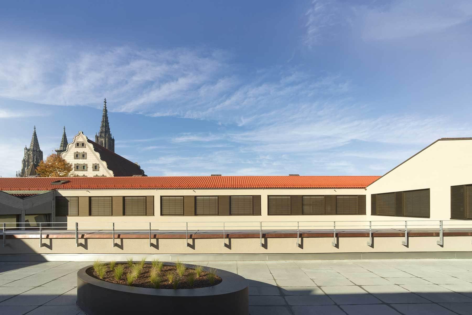 Friedrich-List Berufsschule, Ulm