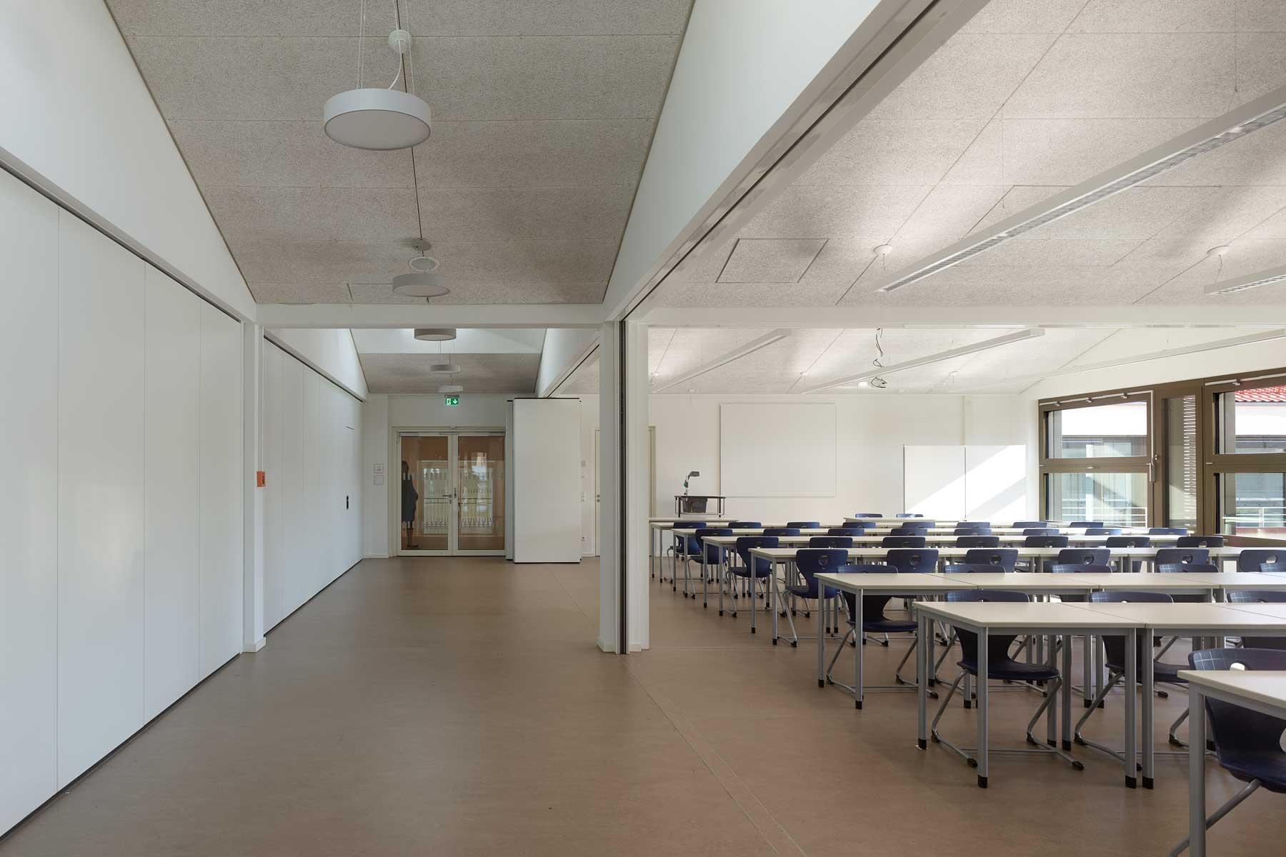 Friedrich-List Schule, Ulm – Mensa