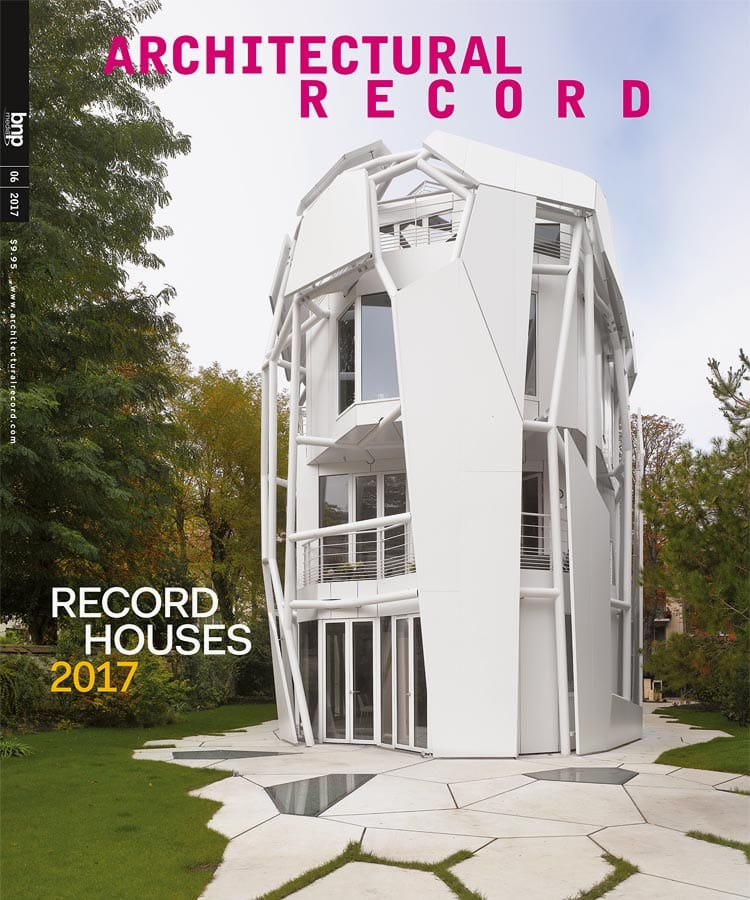 Publikation – Architectural Record