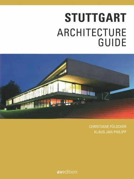 Publikation – Stuttgart Architecture Guide