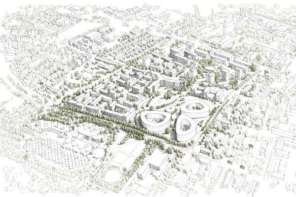 Städtebaulicher Wettbewerb – Freiburg