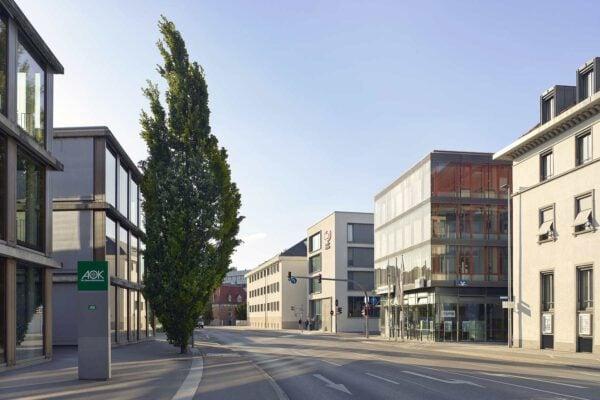 Hotel und Wohnkomplex B19 Biberach