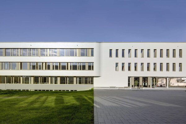 Berufliche Schule Bad Krozingen Fassade