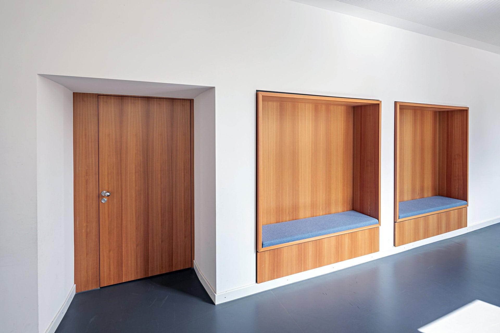 Ludwig-Thoma Gymnasium Prien Flur